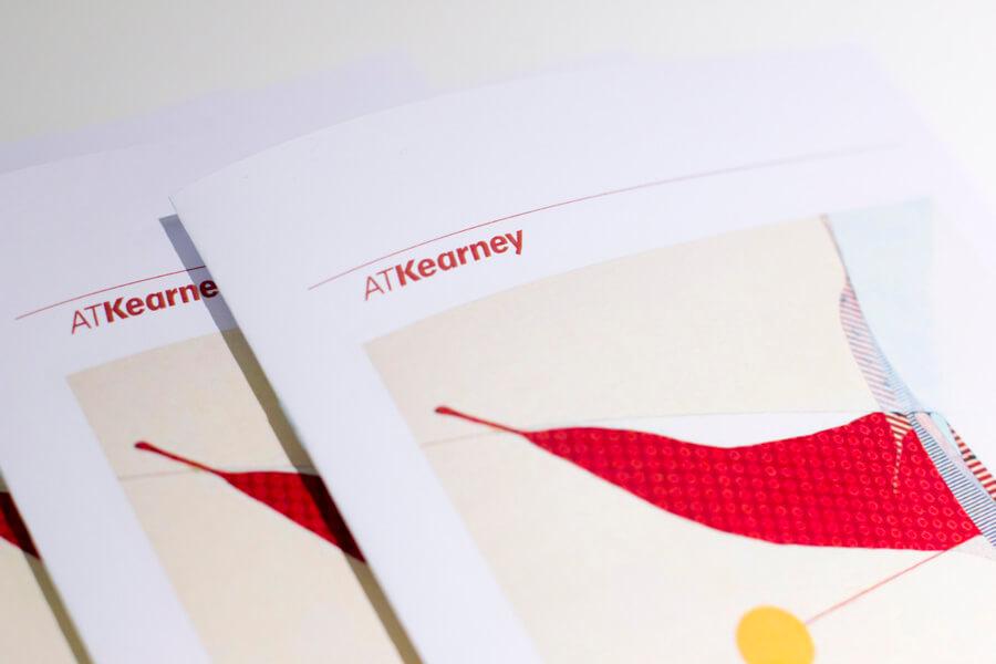 Ulrike Stolte Weihnachtsempfang A.T.Kearney Gendarmenmarkt Berlin Kunstvermietung 2015