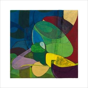 Ulrike Stolte C14 Mosaikzyklus3 30x30cm 2012