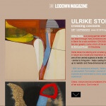 Ulrike Stolte Ausstellung Crossing Cocoons Feature Lodown Magazine 2015 Juni