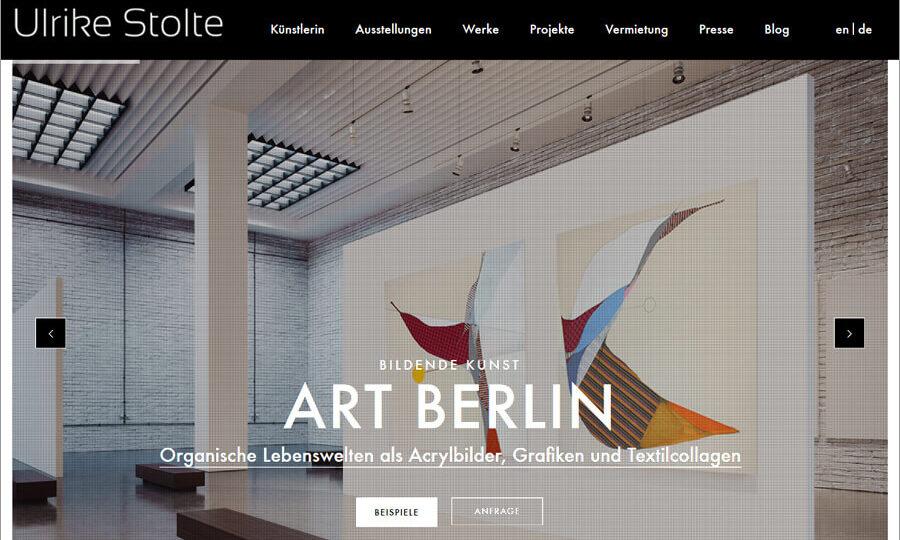 Neue Webseite online!