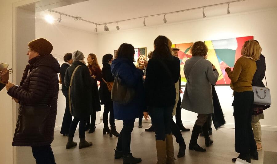 Duo Show in Hamburg  – Ausstellung noch bis 04. März 2017